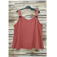Clothing Women Tops / Blouses Fashion brands 3841-RASPBERRY Pink