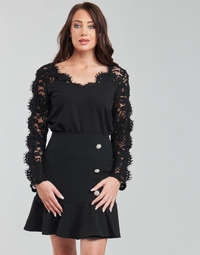 Clothing Women Tops / Blouses Moony Mood PABSCONE Black