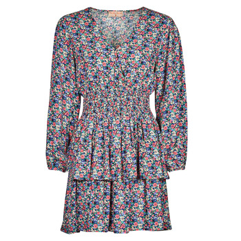 Clothing Women Short Dresses Moony Mood PAPIS Pink