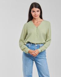 Clothing Women Tops / Blouses Betty London PISSINE Olive