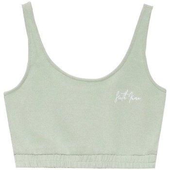 Underwear Women Sports bras Sixth June Brassière  Signature Molletonné vert pastel