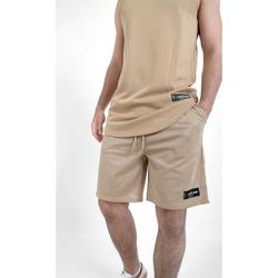 Clothing Men Shorts / Bermudas Sixth June Short  Mesh beige