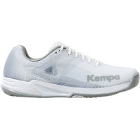 Shoes Women Indoor sports trainers Kempa Chaussures femme  Wing 2.0 blanc/gris froid