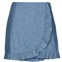 Clothing Women Skirts Vero Moda VMAKELA Blue