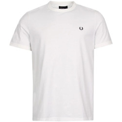 Clothing Men Short-sleeved t-shirts Fred Perry M3519 100