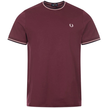 Clothing Men Short-sleeved t-shirts Fred Perry M1588 819