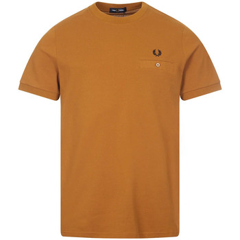 Clothing Men Short-sleeved t-shirts Fred Perry M8531 644