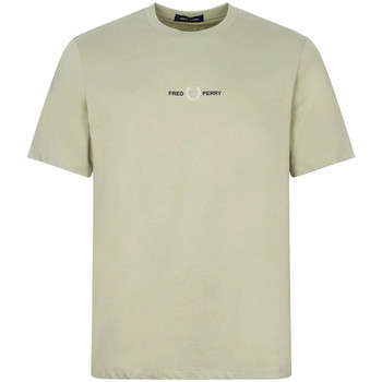 Clothing Men Short-sleeved t-shirts Fred Perry M1609 M37