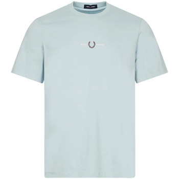 Clothing Men Short-sleeved t-shirts Fred Perry M1609 275