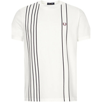 Clothing Men Short-sleeved t-shirts Fred Perry M1686 129