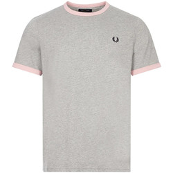 Clothing Men Short-sleeved t-shirts Fred Perry M3519 495
