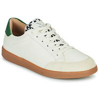 Shoes Women Low top trainers Vanessa Wu SIROCCO White