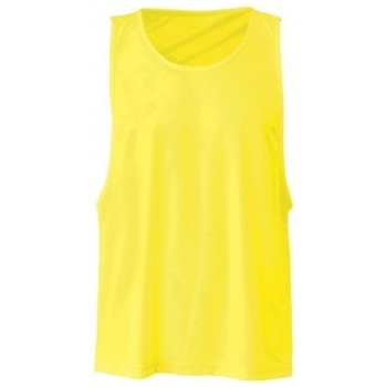 Shoe accessories Sports accessories Sporti France Chasubles jaune fluo