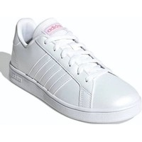 Shoes Women Low top trainers adidas Originals Grand Court White