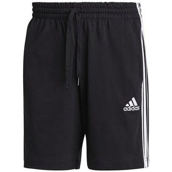 Clothing Men Shorts / Bermudas adidas Originals 3STRIPES SJ Black