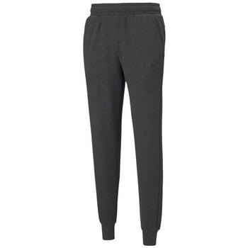 Clothing Men Tracksuit bottoms Puma Ess Logo Pants TR CL Grey