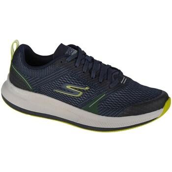 Shoes Men Low top trainers Skechers GO Run Pulsespecter Navy blue