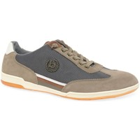 Shoes Men Low top trainers Bugatti Spree Mens Casual Shoes BEIGE