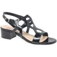 Shoes Women Sandals Hb Dora Womens Sandals black