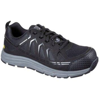 Shoes Men Safety shoes Skechers Malad Mens Safety Shoes black