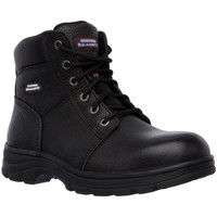 Shoes Men Safety shoes Skechers Workshire Mens Wide Fit Working Boots black