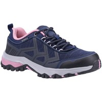 Shoes Women Walking shoes Cotswold Wychwood Low Womens Walking Shoes blue