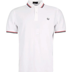 Clothing Men Short-sleeved polo shirts Fred Perry M3600