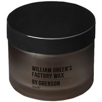 Shoe accessories Men Care Products Grenson Shoe Wax - William Green Tan