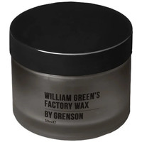 Shoe accessories Men Care Products Grenson Shoe Wax - William Green Mid Brown