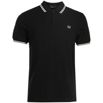 Clothing Men Short-sleeved polo shirts Fred Perry M3600 524
