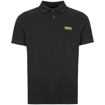 Clothing Men Short-sleeved polo shirts Barbour MML0914BLK31
