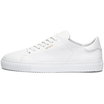 Shoes Men Low top trainers Axel Arigato Clean 90 Trainers  - White Leather