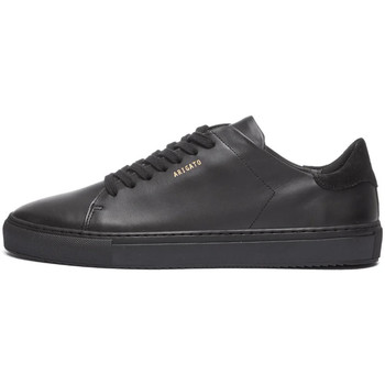 Shoes Men Low top trainers Axel Arigato Clean 90 Sneaker - Black Leather