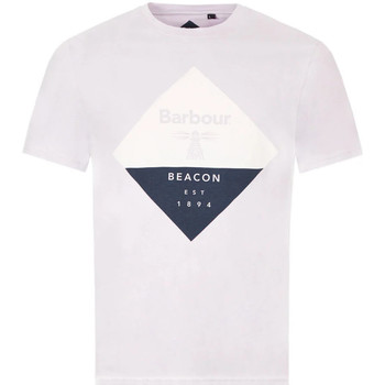 Clothing Men Short-sleeved t-shirts Barbour MTS0474|PU11