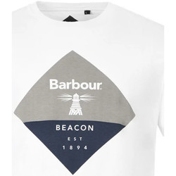 Clothing Men Short-sleeved t-shirts Barbour MTS0474 WH12
