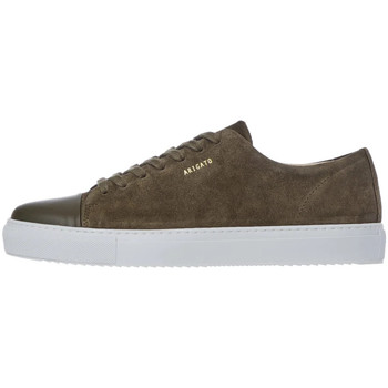 Shoes Men Low top trainers Axel Arigato Cap Toe Trainers - Military Green