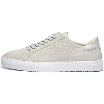 Shoes Men Low top trainers Axel Arigato Clean 90 Trainers - Beige Suede