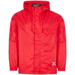 Clothing Men Jackets Kenzo Trench coat - Red