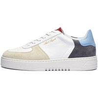 Shoes Men Low top trainers Axel Arigato Orbit Sneaker - White / Blue / Red