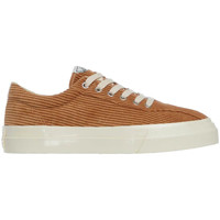 Shoes Men Low top trainers Stepney Workers Club Dellow Cord Trainers - Tan