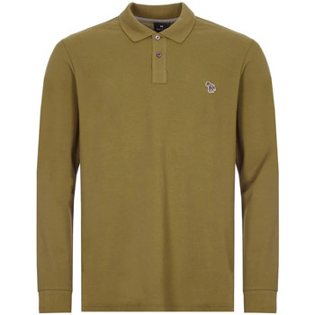 Clothing Men Long-sleeved polo shirts Paul Smith M2R 115LZ F20067 35A