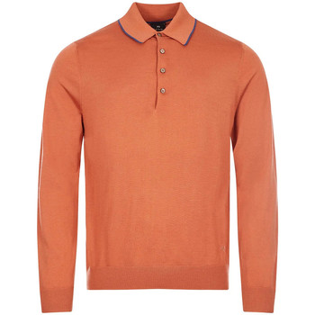 Clothing Men Long-sleeved polo shirts Paul Smith M2R 692T F21190 15