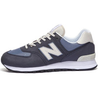 Shoes Men Low top trainers New Balance 574 Trainers - Navy / Grey