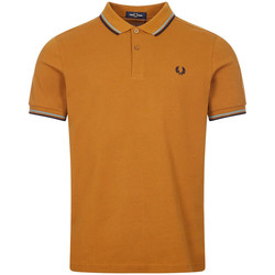 Clothing Men Short-sleeved polo shirts Fred Perry M3600 644