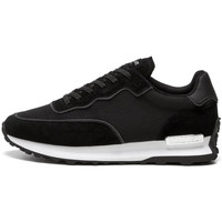 Shoes Men Low top trainers Mallet Caledonian Reflective Mesh Trainers - Black
