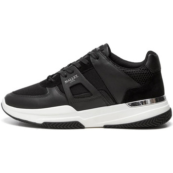 Shoes Men Low top trainers Mallet Marquess Trainer - Black