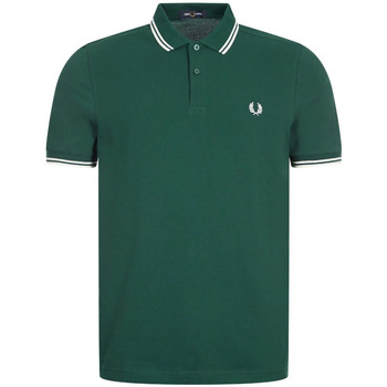 Clothing Men Short-sleeved polo shirts Fred Perry M3600 406