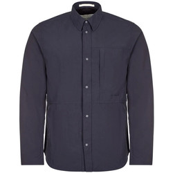 Clothing Men Jackets Norse Projects Thorsten Packable Shirt - Dark Navy