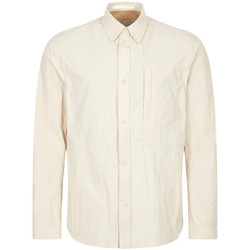 Clothing Men Jackets Norse Projects Thorsten Packable Shirt - Oatmeal
