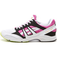 Shoes Men Low top trainers Comme Des Garcons Shirt Asics Tarther Trainers - White / Pink